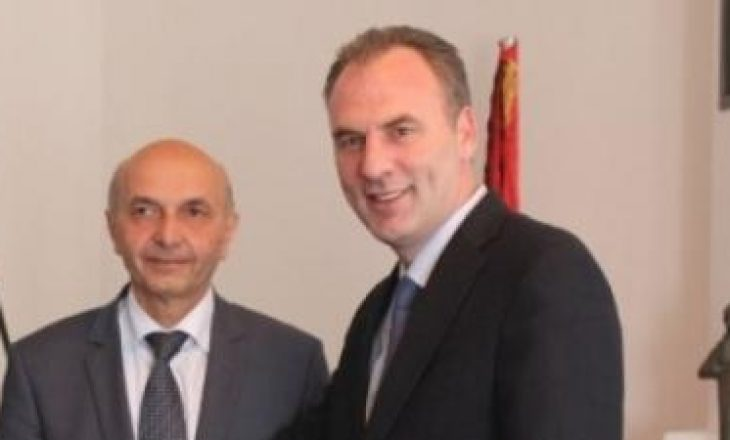 Nis takimi i Isa Mustafës me Fatmir Limajn