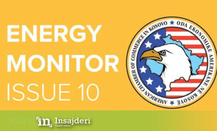 Publikohet monitori i ri i energjisë nga Oda Ekonomike Amerikane