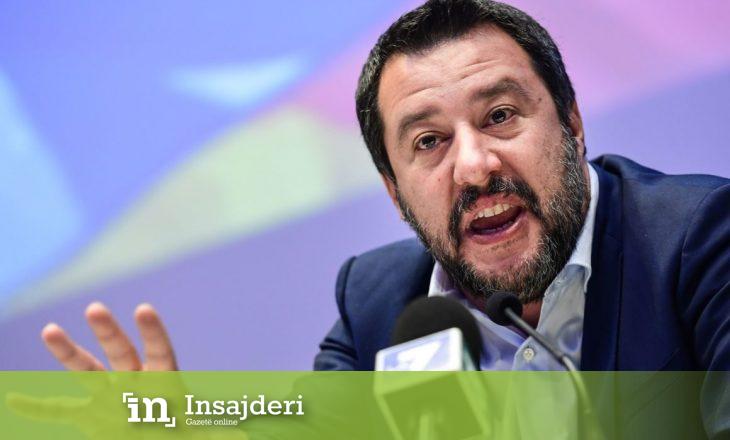 Salvini synon postin e kryeministrit të Italisë