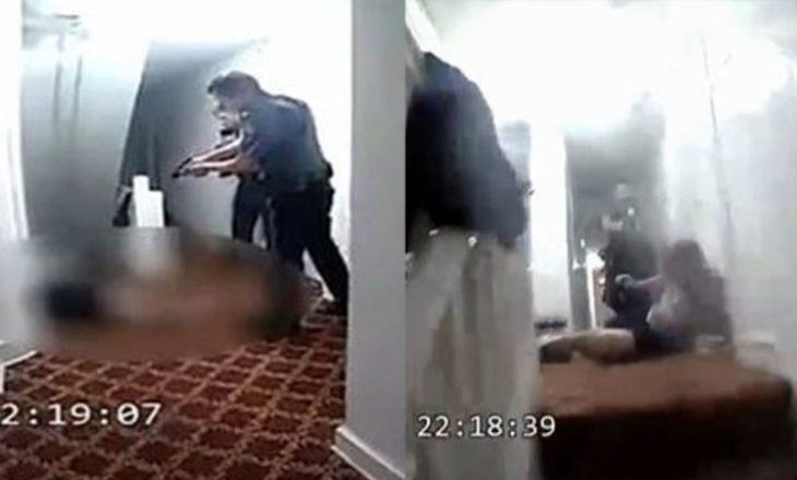 27 vjeçari konfrontohet me policinë, ja momenti kur polici qëllon për vdekje të riun