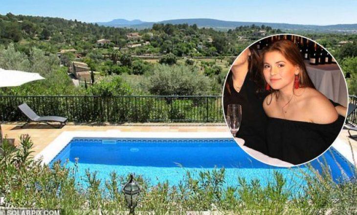 Vajza e miliarderes së njohur gjendet e vdekur në pishinë