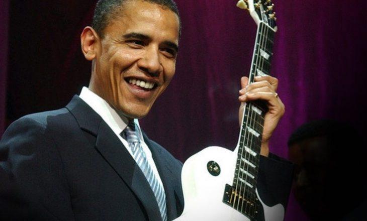 Lista e 44 këngëve që i ka dëgjuar gjatë gjithë verës Barack Obama