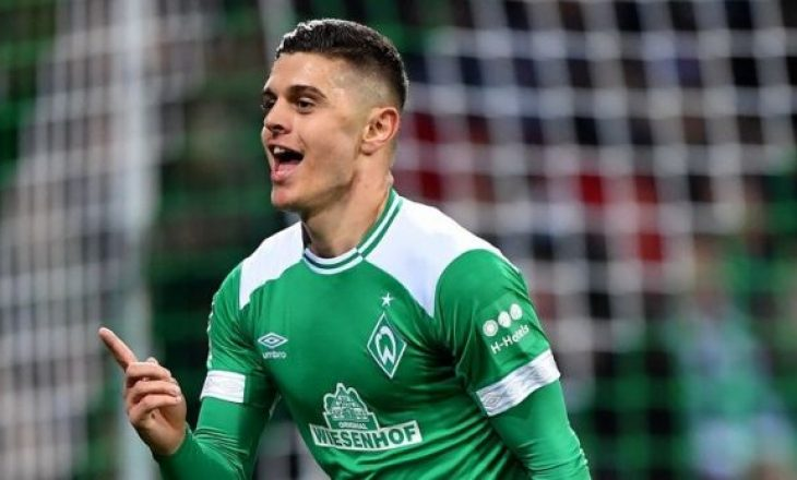 Zyrtare: Werder Bremeni me komunikatë për Rashicën