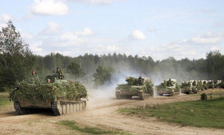 Rusia përgatitë ushtrime ushtarake me përmasa të papara