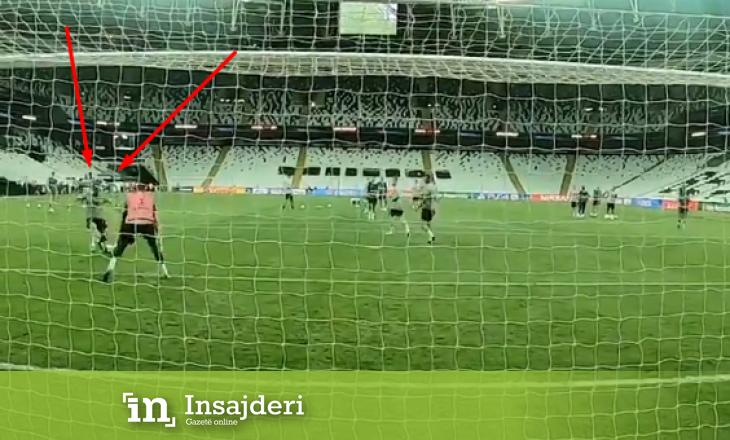 UEFA tregon çka është në gjendje të bëjë Shaqiri ndaj Chelseat – video është bërë hit