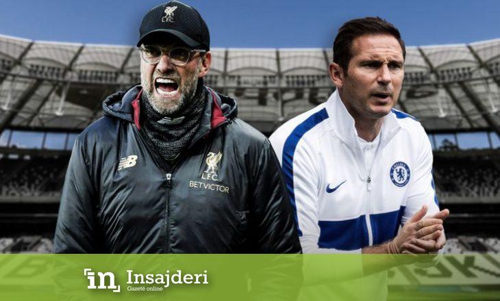 Liverpool – Chelsea, dy gjigantët anglezë në kërkim të trofeut prestigjioz