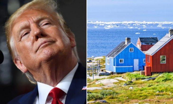 Shtëpia e Bardhë konfirmon: Trump shqyrton blerjen e Grenlandës