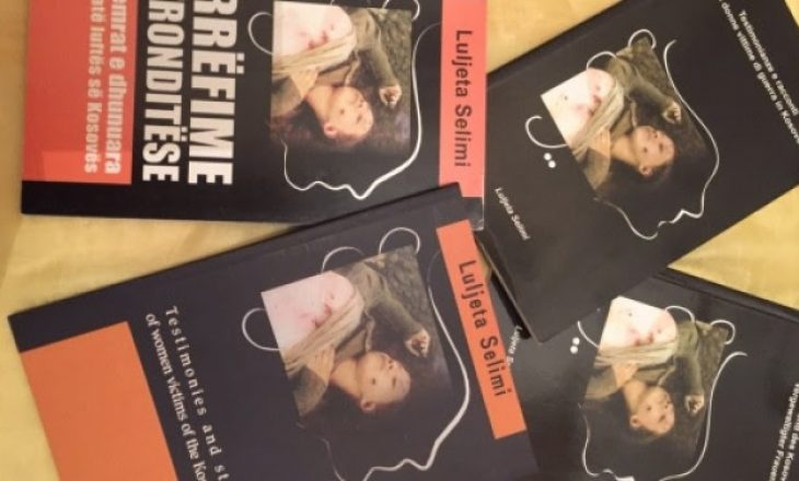 Blini një libër për të ndihmuar femrat e përdhunuara