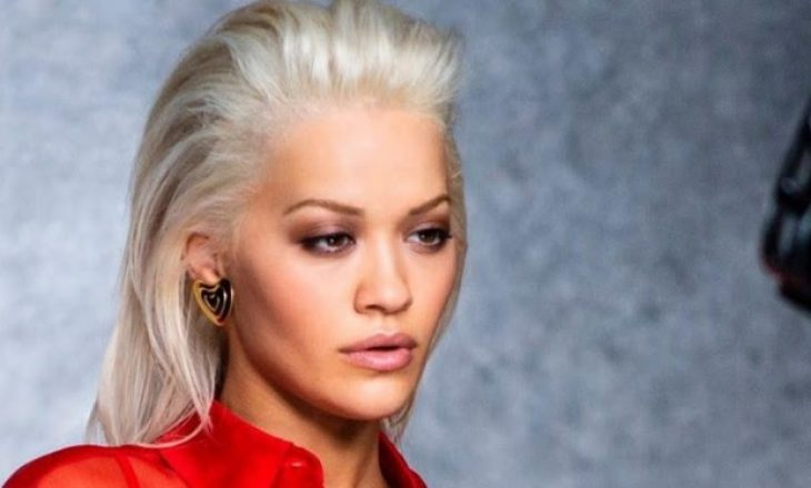 Rita Ora mahnitëse për 'Escade'
