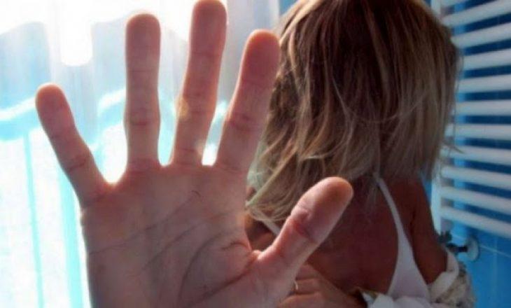 Me shantazh një burrë dhunon një femër në Klinë
