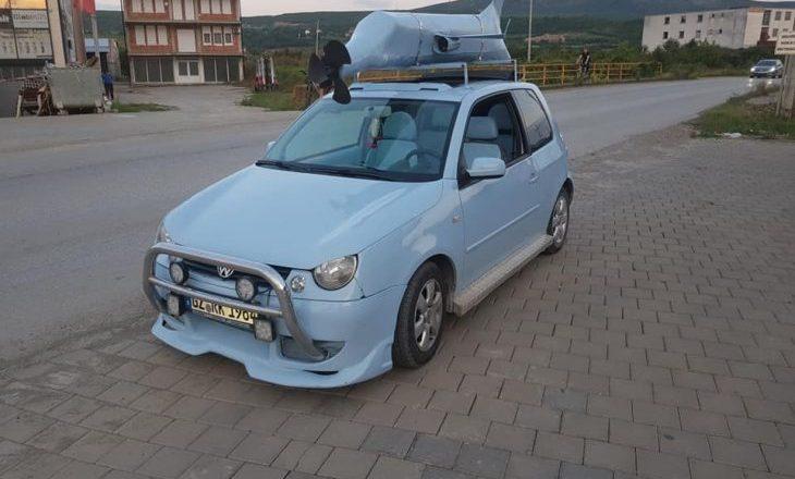 Mërgimtari nga Gjermania ka habitur të gjithë – shikojeni makinën e tij
