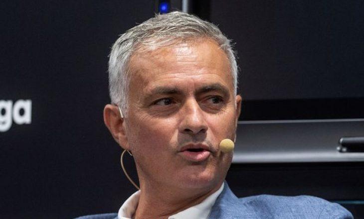 """""""E kam merituar të më shkarkojnë"""" – rrëfimi i sinqertë i Mourinhos"""