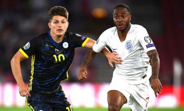 Sterlingu e zbulon një fakt interesant nga ndeshja me Kosovën