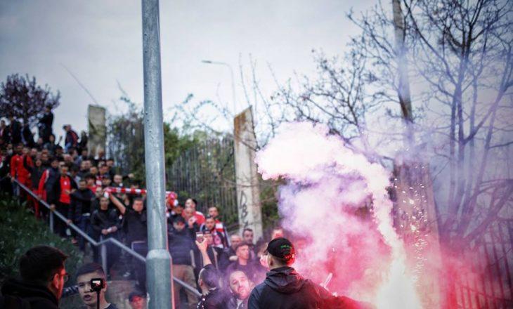 """""""Skifterat"""" me udhëtim masovik, ja çka kanë paralajmëruar para ndeshjes me Prishtinën"""