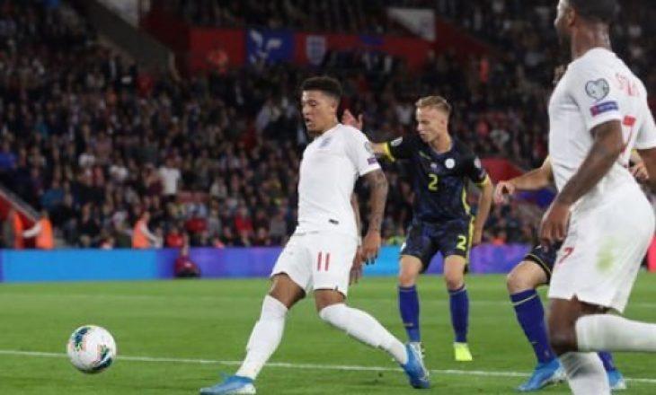 Sterling zbulon një detaj interesant për ndeshjen me Kosovën