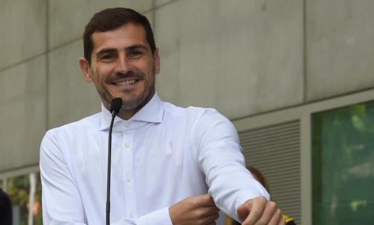 Casillasi tregon se kush është portieri më i mirë në botë – befason Real Madridin
