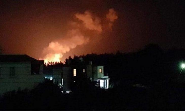 Shpërthen depoja e municioneve në Qipro, ka të plagosur