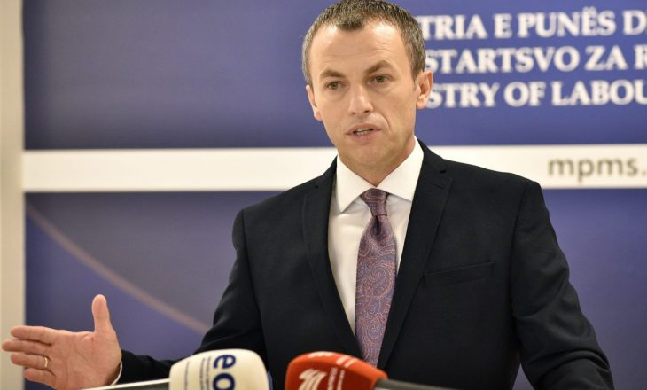 Ministri Reçica ka një lajm për pensionistët