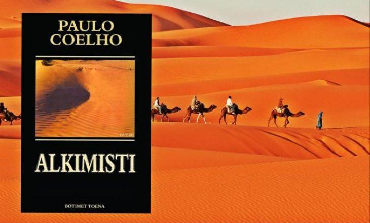 """Pse """"Alkimisti"""" i Paulo Coelhos është më i shituri në botë"""