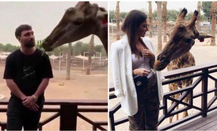 Këto janë fotografit ku Ledri dhe e dashura e tij janë shfaqur në të njëjtin vend, pa rënë në sy