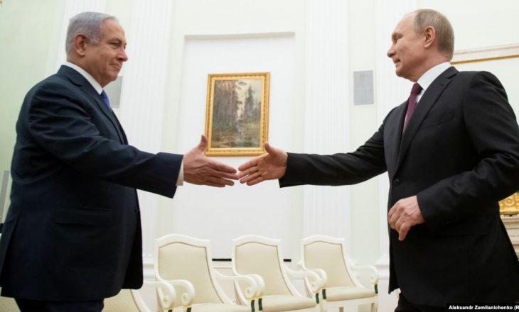 Në prag të zgjedhjeve në Izrael, Netanyahu takon Putinin