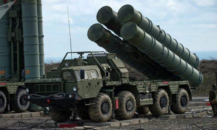 Mbërrijnë në Turqi raketat e blera nga Rusia