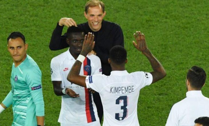 """Trajneri i PSG-së flet pas fitores së thellë, """"thumbon"""" keq madrilenët"""