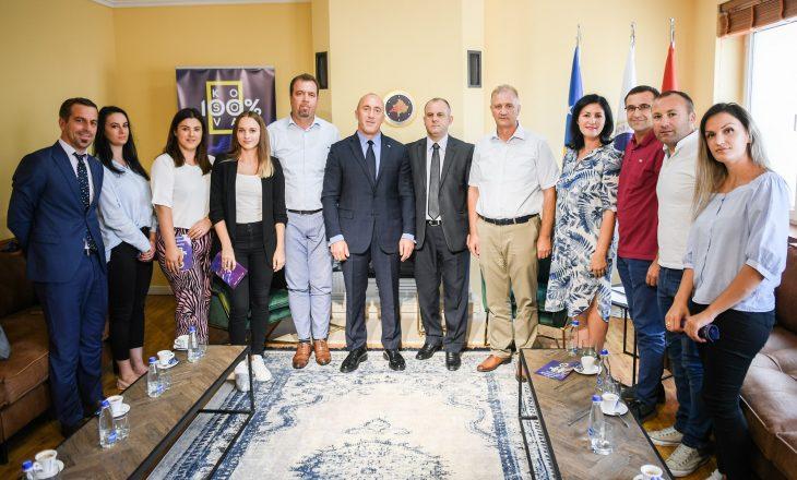 Haradinaj prezanton nëntë anëtarët e rinj të AAK-së
