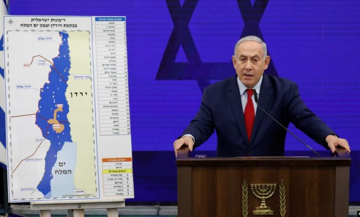 Facebook pezullon faqen e Netanjahut për shkak të gjuhës së urrejtjes