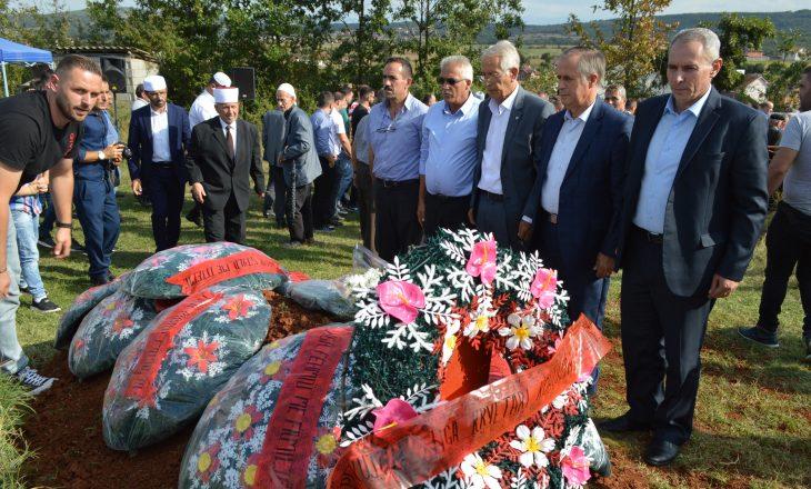 27 vite pas, rivarroset kosovari i zhdukur gjatë luftës në Bosnje