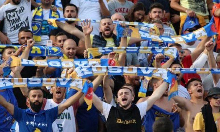 Angli – Kosovë: Kaq pagoi për një biletë tifozi i Kosovës