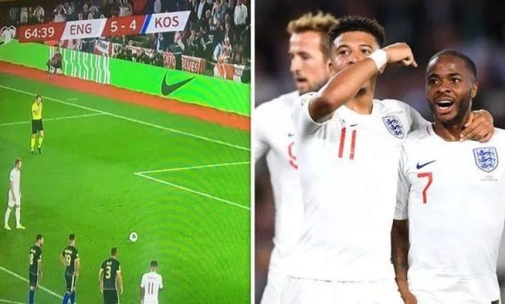 """Anglia 5-4 Kosova? """"Rezultati"""" që i habiti të gjithë"""