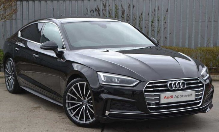 Audi mund t'i japë fund A5 Sportback