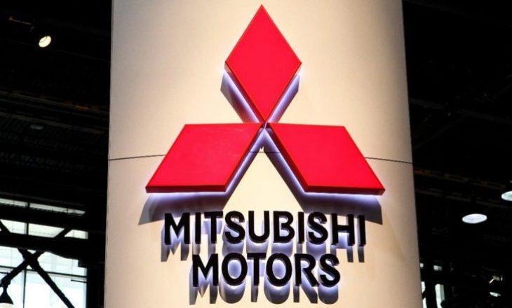 Mitsubishi shfaqë pjesën e pasme në një makine misterioze SUV, me dukje shumë të çuditshme