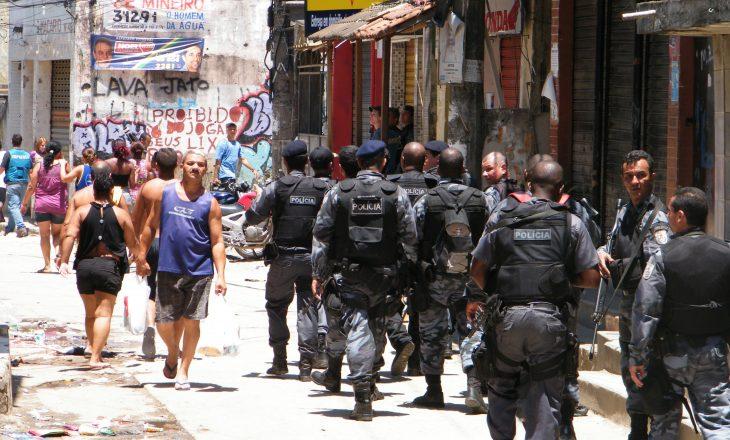 Në Brazil ulen vetëvrasjet, por rritet numri i të vrarëve nga policia