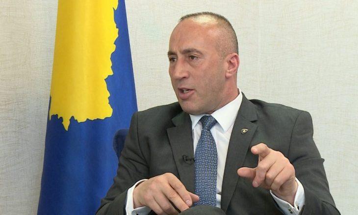 A është Haradinaj për një koalicion të gjerë?