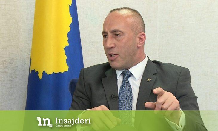 Ramush Haradinaj: Në këto kohëra të vështira nuk mendoj për postin e  presidentit