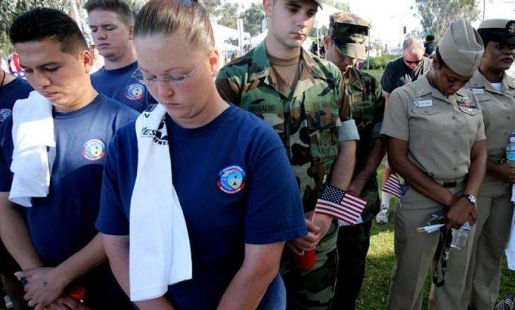 Në New York, një minutë heshtje për 11 shtatorin bëhet ligj
