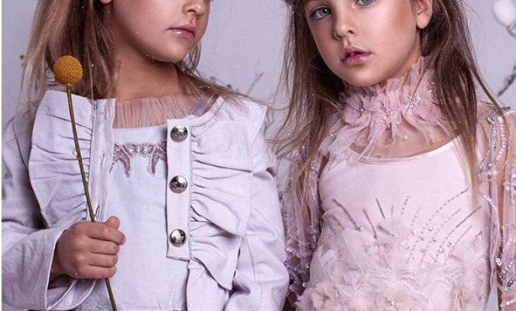 Këto janë binjaket të cilat po konsiderohen si vajzat më të bukura në botë