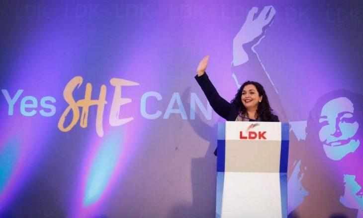 LDK-ja për moton e zgjedhjeve inspirohet nga Vetëvendosja
