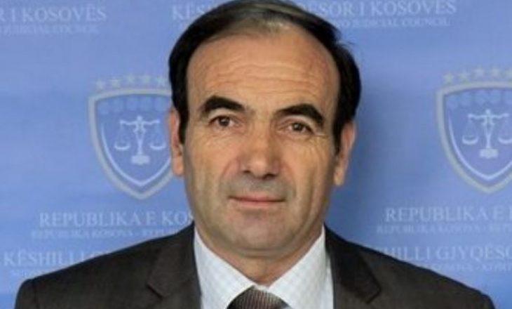 Arrestohet gjykatësi Sali Berisha