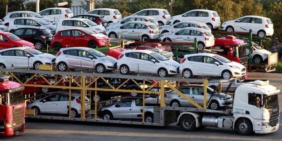 Më pak makina të regjistruara këtë vitë në BE