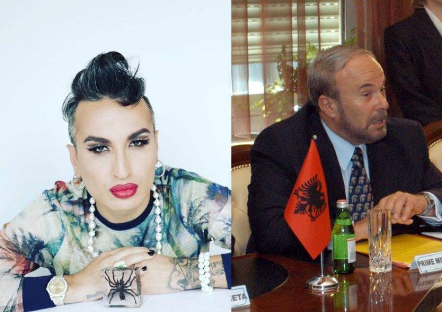 Biznesmeni shqiptar për Fatos Nanon  Unë do e kisha gjuajtur vetë i pari