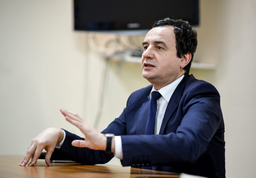 Albin Kurti  Jam i gatshëm të bashkëpunoj me Hashim Thaçin