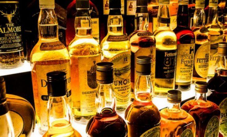 Alkooli më i shtrenjtë në Islandë e më i liri shumë afër Kosovës