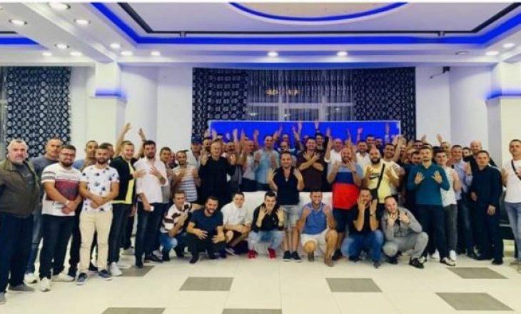 Bekë Berisha: Sot në AAK aderuan 80 të rinj gjilanas
