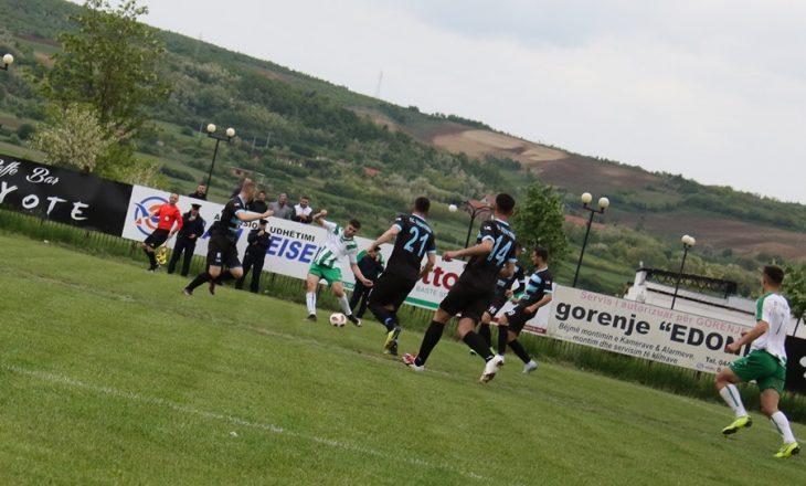 Superliga e Kosovës, rezultatet e tri ndeshjeve të sotme