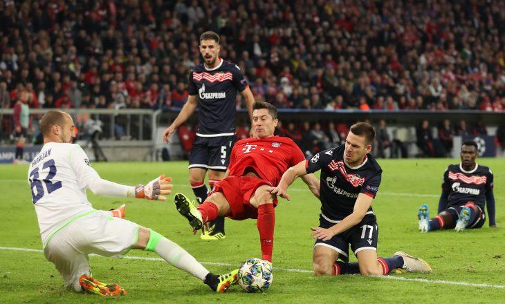 Kosova dhe Serbia përplasen shkaku i ekipit problematik të Ligës së Kampionëve