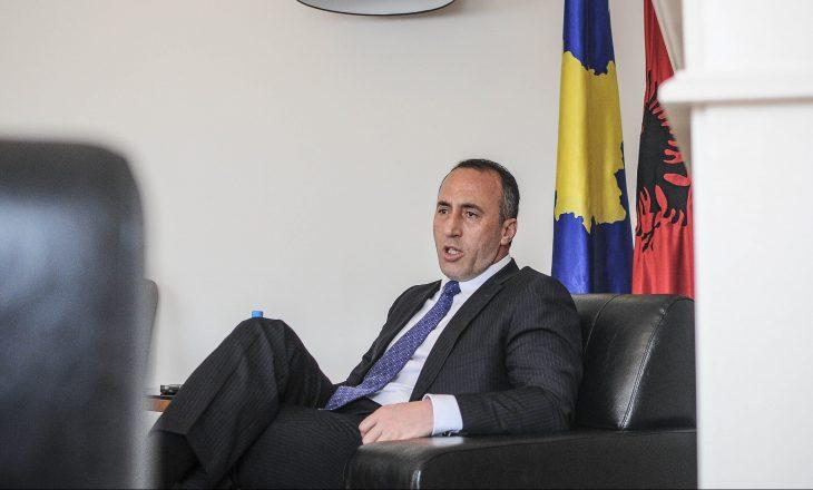 Haradinaj tregon se a e ka refuzuar ftesën e Trumpit për vizitë në ShBA