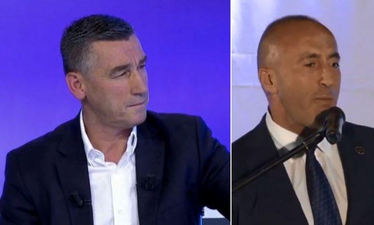 Haradinaj flet për paraqitjen televizive të Veselit: Nuk e mora vesh ku e nguli gurin